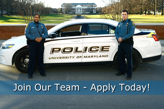 University of Maryland Police - Dept  of Public Safety